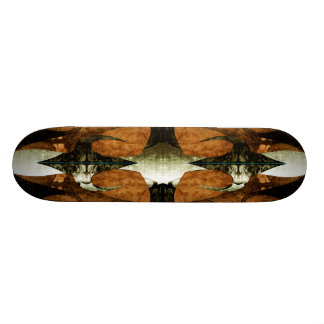 Great Shield of Skarma Skateboard Deck