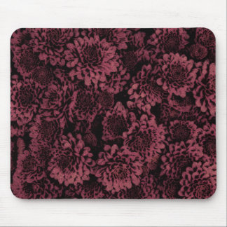 great shimmering flowers pink(I) Mouse Pad