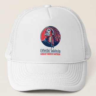 Great Sioux Nation Trucker Hat