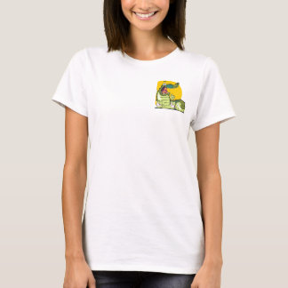 Great Smile Crocodile Funny T-Shirt