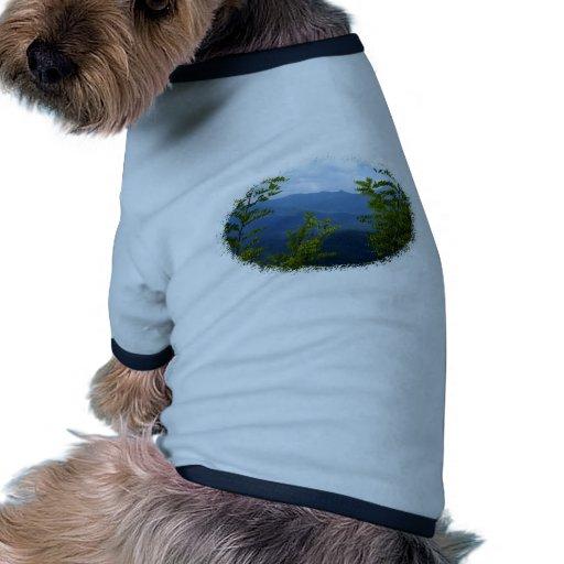 Great Smokey Mountains Dog Clothes