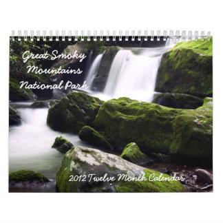 Great Smokies Calendar