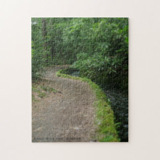 Great Smoky Mountain at Mingus Mill Jigsaw Puzzle