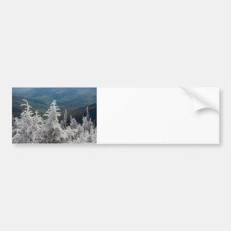 Great Smoky Mountain National Park Car Bumper Sticker