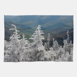 Great Smoky Mountain National Park Hand Towel