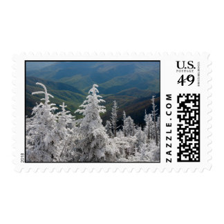 Great Smoky Mountain National Park Stamp