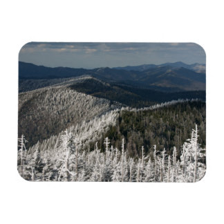 Great Smoky Mountain National Park Rectangle Magnet