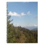 Great Smoky Mountain Vista 3 Note Books