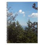 Great Smoky Mountain Vista 5 Spiral Note Book