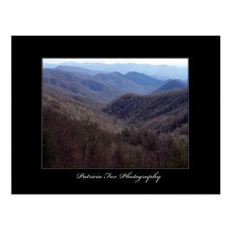 Great Smoky Mountains 1  - Postcard