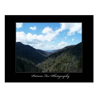 Great Smoky Mountains 2 - Postcard