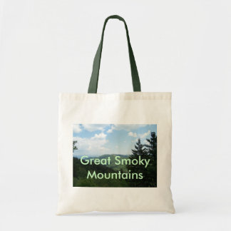 Great Smoky Mountains Tote Bags