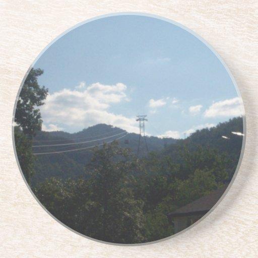Great Smoky Mountains Beverage Coaster