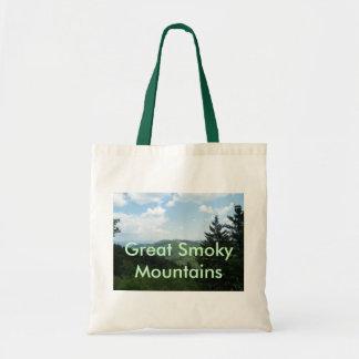 Great Smoky Mountains Bolsas De Mano