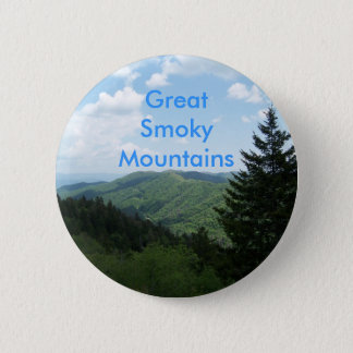 Great Smoky Mountains Button