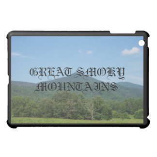 GREAT SMOKY MOUNTAINS CASE FOR THE iPad MINI