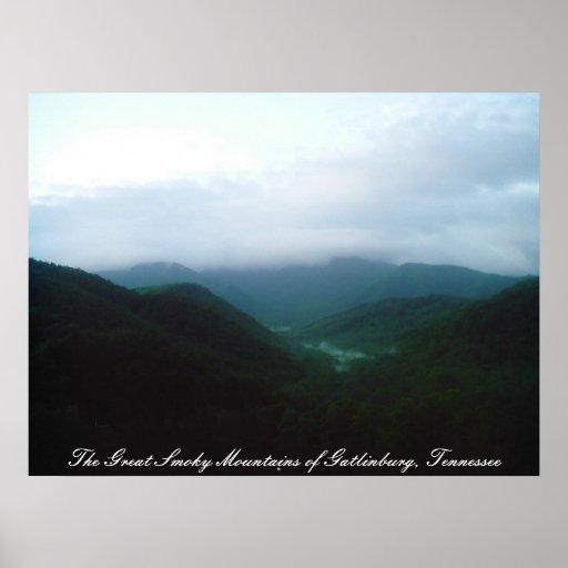 Great Smoky Mountains de Gatlinbu… Impresiones