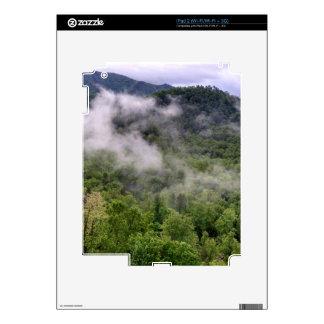 Great Smoky Mountains iPad 2 Skin