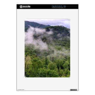 Great Smoky Mountains iPad Skin