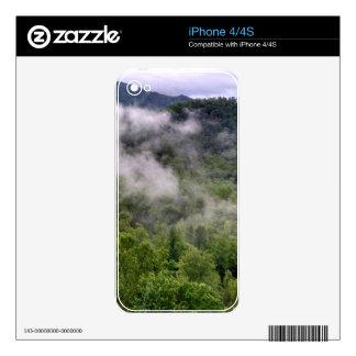 Great Smoky Mountains iPhone 4S Calcomanías