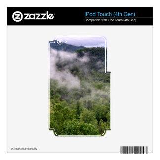 Great Smoky Mountains iPod Touch 4G Calcomanías