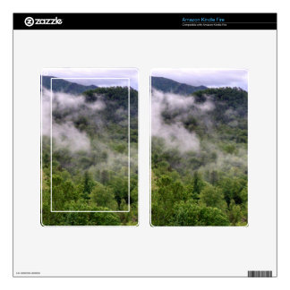 Great Smoky Mountains Kindle Fire Pegatinas Skins
