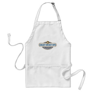Great Smoky Mountains National Park Adult Apron