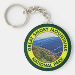Great Smoky Mountains National Park Key Chains