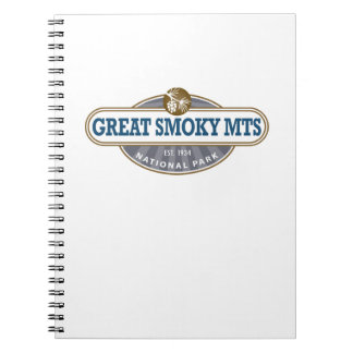 Great Smoky Mountains National Park Note Books