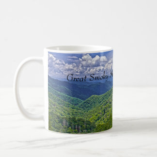 Great Smoky Mountains National Park Photo Mug Coffee Mug