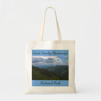 Great Smoky Mountains National Park Photo Tote Bag