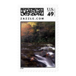 Great Smoky Mountains National Park Postage Stamp