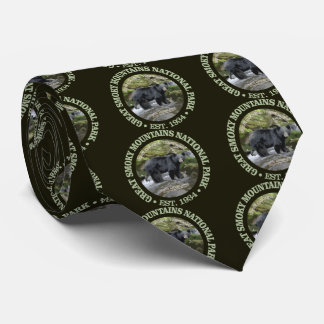 Great Smoky Mountains National Park Tie