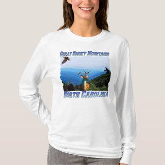 Great Smoky Mountains North Carolina Hoody Shirt