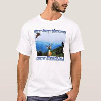 Great Smoky Mountains North Carolina Muscle Shirt