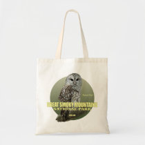 Great Smoky Mountains NP (Barred Owl) WT Tote Bag