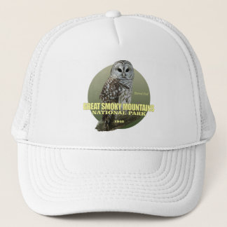 Great Smoky Mountains NP (Barred Owl) WT Trucker Hat