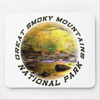 Great Smoky Mountains NP Mousepad