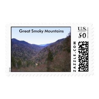 Great Smoky Mountains Postage