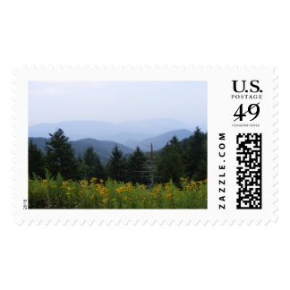Great Smoky Mountains Postage