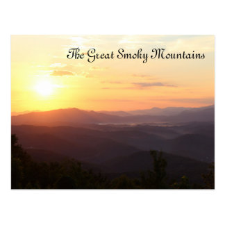 Great Smoky Mountains Postal