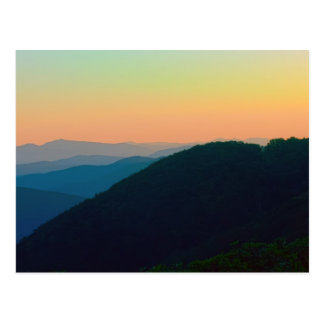 Great Smoky Mountains Postcard