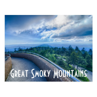 Great Smoky Mountains Post Cards