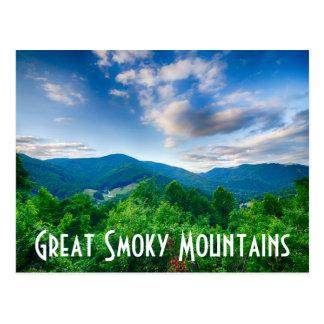 Great Smoky Mountains Postcards