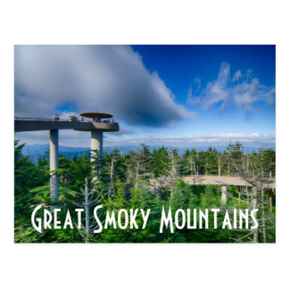 Great Smoky Mountains Postcards