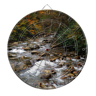 Great Smoky Mountains river Dart Board