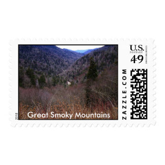 Great Smoky Mountains Franqueo