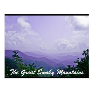 Great Smoky Mountains Postales