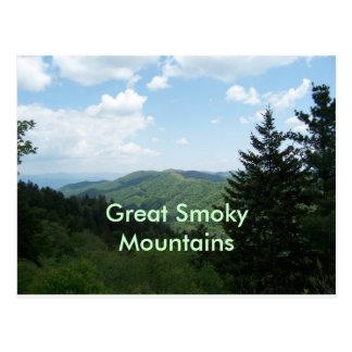 Great Smoky Mountains Postales
