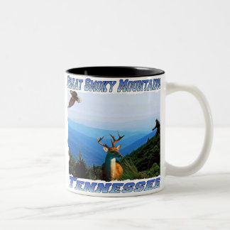 Great Smoky Mountains Tennessee Coffee Cup Mug